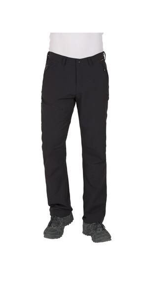 Pantalones Softshell Jack Wolfskin Activate negro para hombre